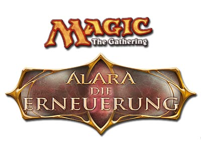 Magic the Gathering - Alara die Erneuerung - Logo