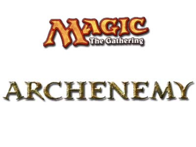 Magic the Gathering - Archenemy - Logo