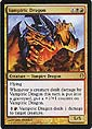 Magic the Gathering - Archenemy - Vampiric Dragon