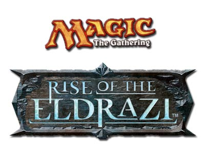 Magic the Gathering - Aufstieg der Eldrazi - Logo