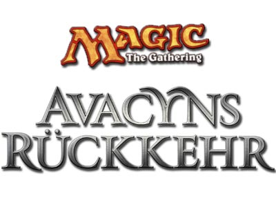 Magic the Gathering - Avacyns Rückkehr - Logo