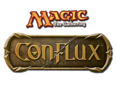 Magic the Gathering - Conflux - Logo
