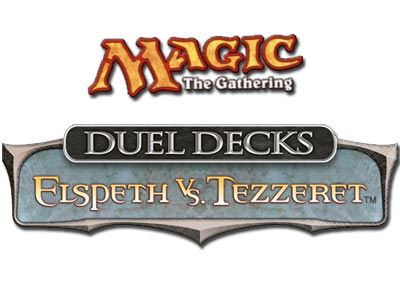 Magic the Gathering - Duel Decks - Elspeth vs. Tezzeret - Logo