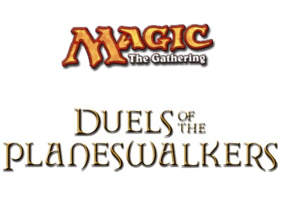 Magic the Gathering - Duels of the Planeswalkers - Logo
