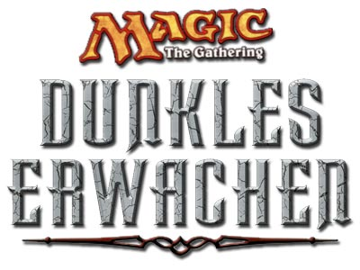 Magic the Gathering - Dunkles Erwachen - Logo
