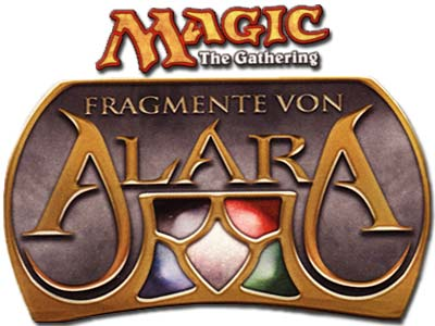 Magic the Gathering - Fragmente von Alara - Logo