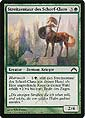 Magic the Gathering - Gildensturm - Streitzentaur des Schorf-clans