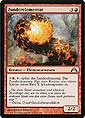 Magic the Gathering - Gildensturm - Zunderelementar