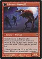 Magic the Gathering - Innistrad - Tobender Werwolf
