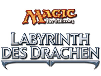 Magic the Gathering - Labyrinth des Drachen - Logo
