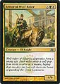 Magic the Gathering - Labyrinth des Drachen - Armored Wolf-Rider