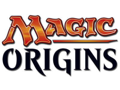 Magic the Gathering - Magic Origins - Logo
