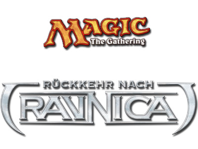 Magic the Gathering - Rückkehr nach Ravnica - Logo