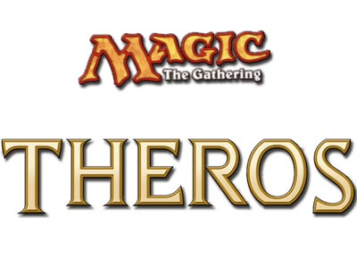 Magic the Gathering - Theros - Logo
