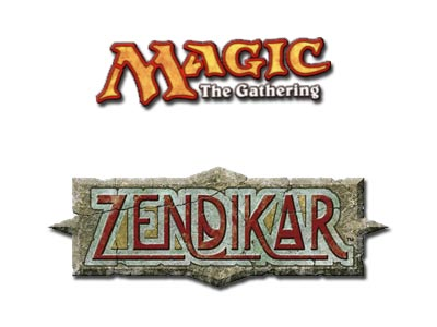 Magic the Gathering - Zendikar - Logo