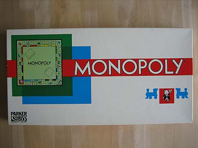 Monopoly - Spielbox