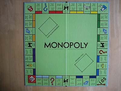 Monopoly Bahnhöfe