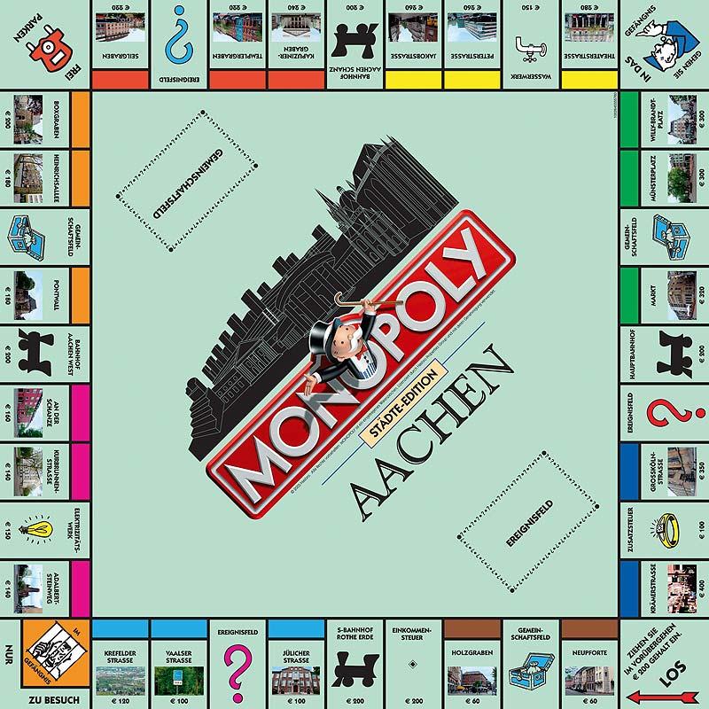 Monopoly Gefängnis Miete