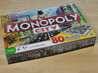 Monopoly City - Spielbox