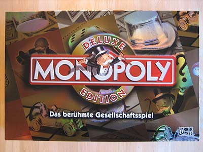 Monopoly Deluxe Edition - Spielbox