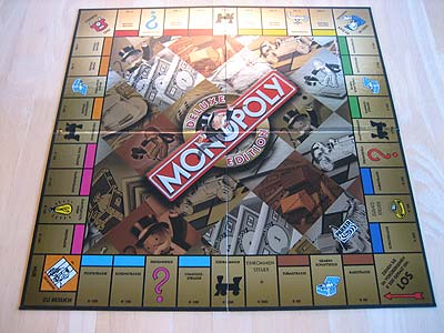 monopoly delux Beste Bilder: