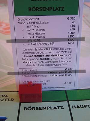 Monopoly Hotel Bauen