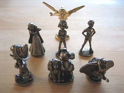 Monopoly Disney Edition - Spielfiguren