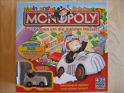 Monopoly - Mein erstes Monopoly - Spielbox