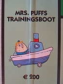 Monopoly SpongeBob - Schwammkopf - Mrs. Puffs Trainingsboot