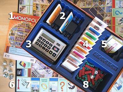 Monopoly World Spielanleitung