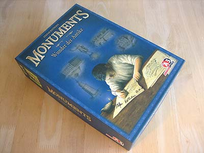 Monuments - Spielbox