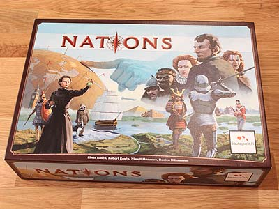 Nations - Spielbox