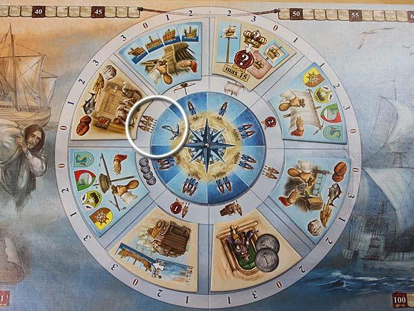 Nauticus Spiel
