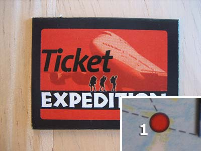 National Geographic Expedition - Reisetickets
