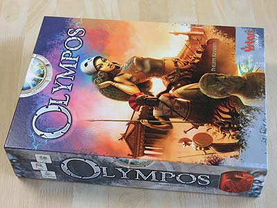 Olympos - Spielbox