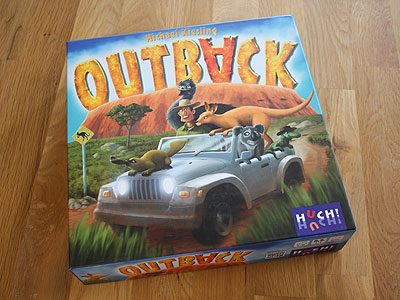 Outback - Spielbox