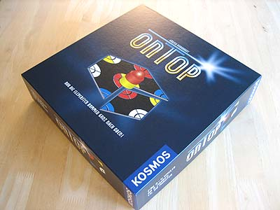 On Top - Spielbox