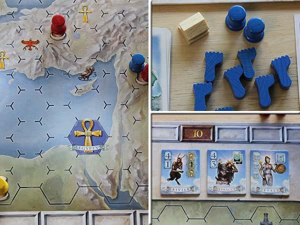 Spiele Pantheon Spiel Brettspiel