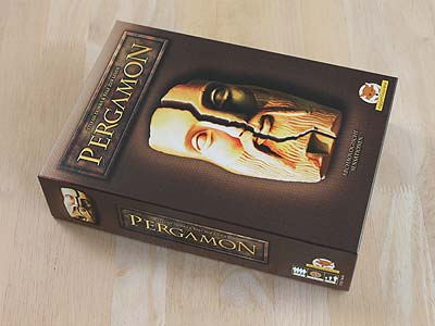 Pergamon - Spielbox