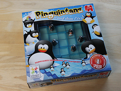 Pinguintanz - Spielbox