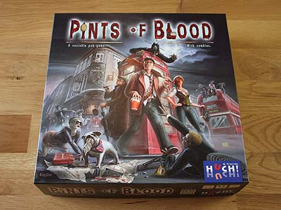 Pints of Blood - Spielbox
