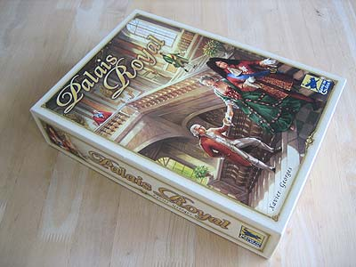 Palais Royal - Spielbox