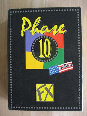 Phase 10 - Spielbox