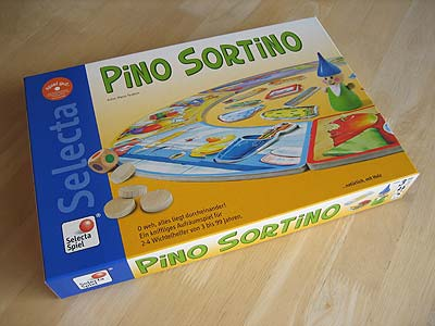 Pino Sortino - Spielbox