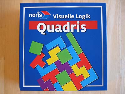 Quadris - Spielbox