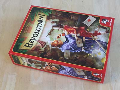 Revolution! - Spielbox