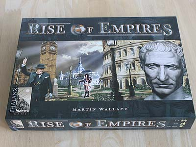 Rise of Empires - Spielbox