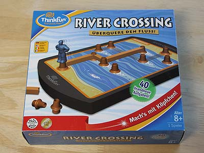 River Crossing - Spielbox