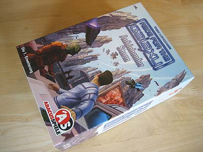 Race for the Galaxy - Aufziehender Sturm - Spielbox