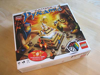 Ramses Pyramid - Spielbox